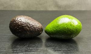 Авокадо Хасса и Шокета