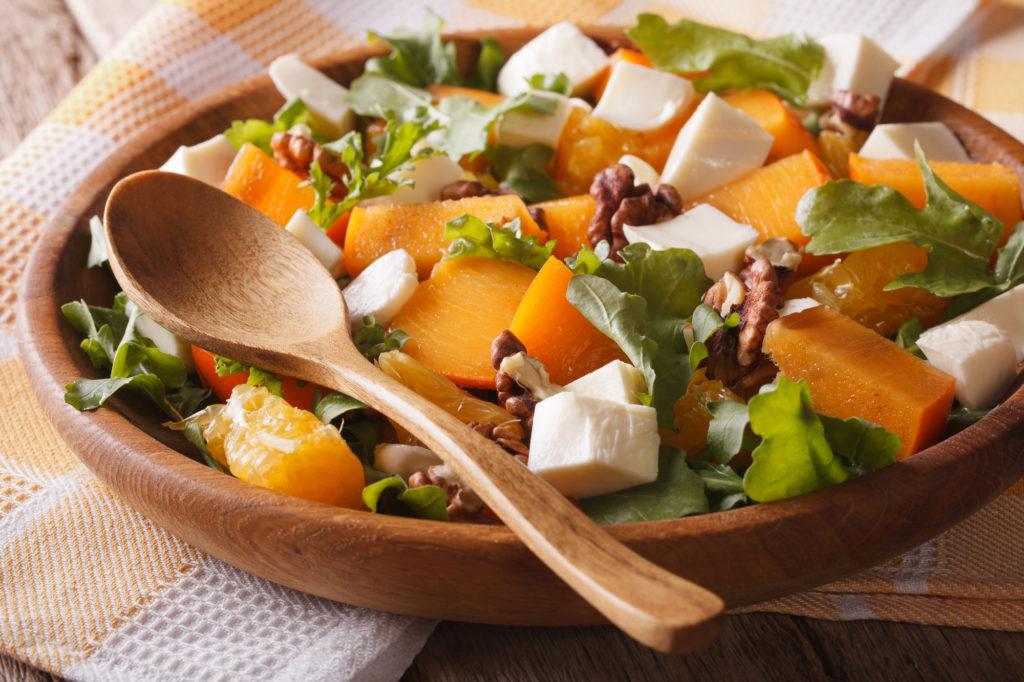 Хурма салат