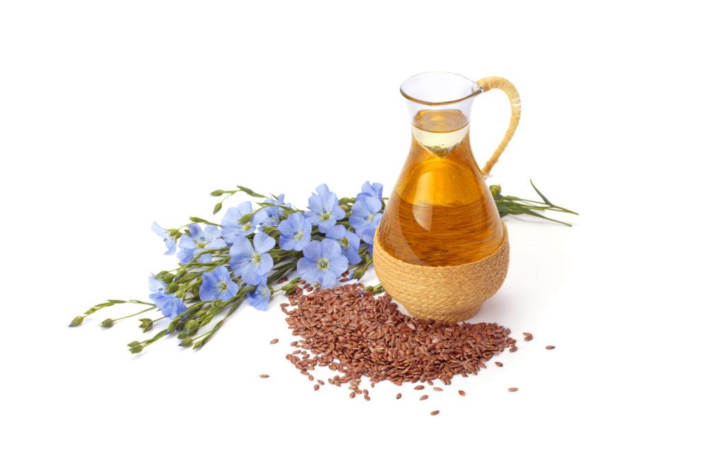 Льняное масло - виды, состав, польза и вред