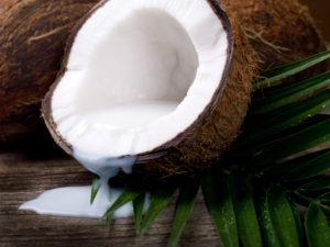Ореховое кокосовое молоко