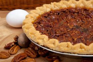 Домашний ореховый пирог
